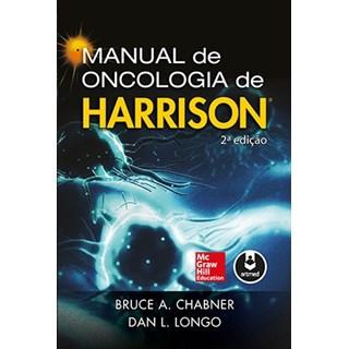 Livro - Manual de Oncologia de Harrison - Chabner