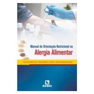 Livro - Manual de Orientação Nutricional na Alergia Alimentar - Costa