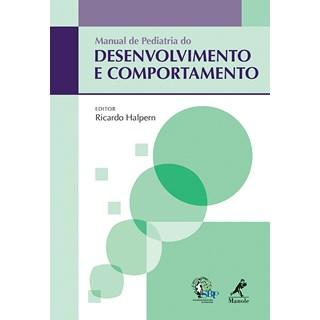Livro - Manual de Pediatria do Desenvolvimento e Comportamento - Halpern