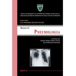 Livro - Manual de Pneumologia - Manual do Residente da Universidade Federal de São Paulo UNIFESP - Falcão