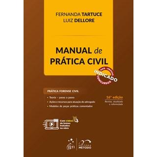 Livro - Manual de Prática Civil - Tartuce - Método