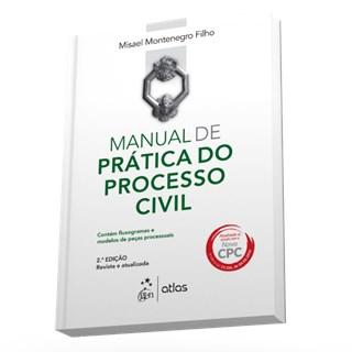 Livro - Manual de Prática do Processo Civil - Filho