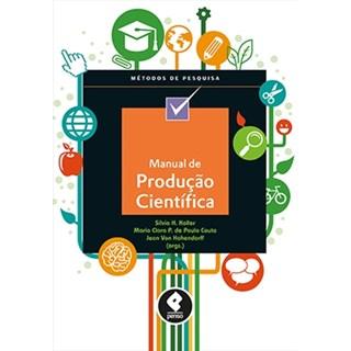 Livro - Manual de Produção Científica - Koller