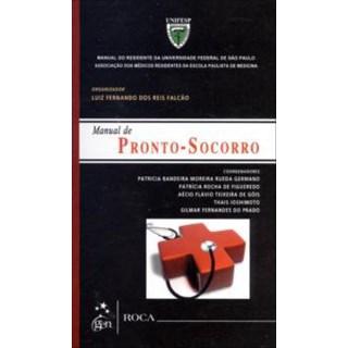 Livro - Manual de Pronto-Socorro - Manual do Residente da Universidade Federal de São Paulo UNIFESP - Falcão
