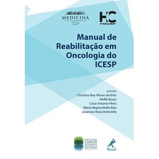 Livro - Manual de Reabilitação em Oncologia do ICESP - Brito