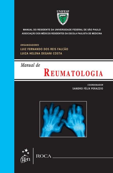 Livro - Manual de Reumatologia - Manual do Residente da Unifesp - Perazzio