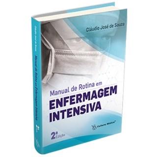 Livro - Manual de Rotina em Enfermagem Intensiva - Souza