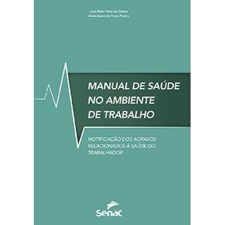 Livro - Manual de Saúde no Ambiente de Trabalho