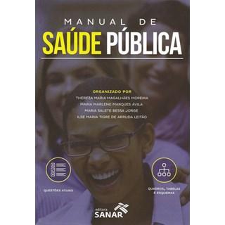Livro - Manual de Saúde Publica - Moreira