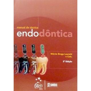 Livro - Manual de Técnica Endodôntica - Lauretti