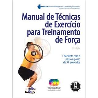 Livro - Manual de Técnicas de Exercício para Treinamento de Força - Nsca @@