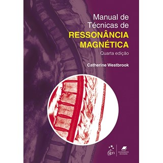 Livro - Manual de Técnicas de Ressonância Magnética - Westbrook