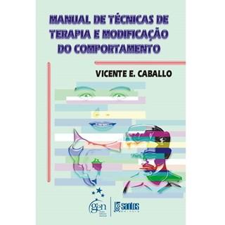 Livro - Manual de Técnicas de Terapia e Modificação do Comportamento - Caballo