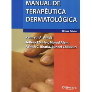 Livro - Manual de Terapeutica Dermatológica - Arndt