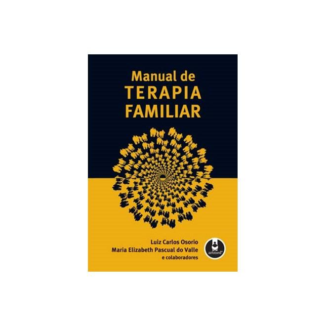Livro - Manual de Terapia Familiar - Osorio