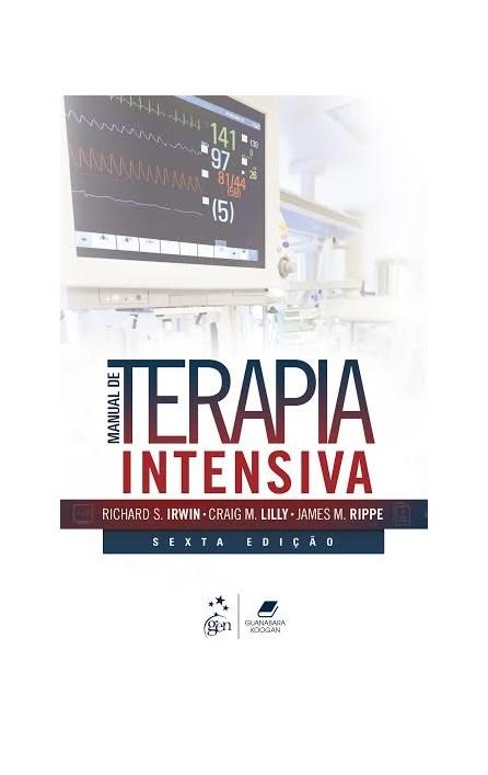 Livro - Manual de Terapia Intensiva - Irwin & Rippe