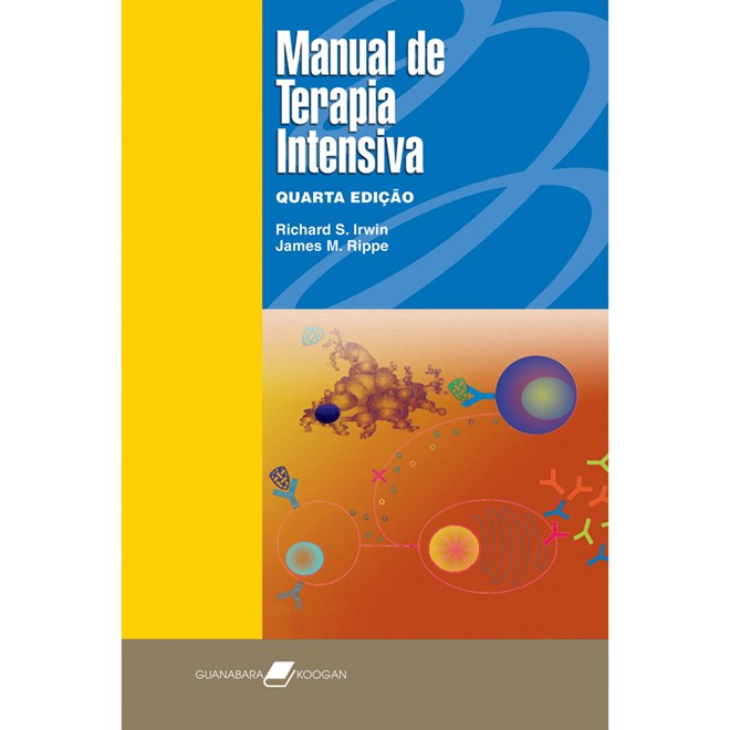 Livro - Manual de Terapia Intensiva - Rippe