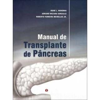 Livro - Manual de Transplante de Pancreas - Noronha