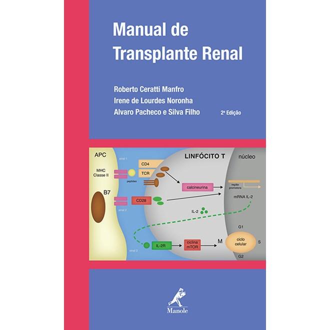 Livro - Manual de Transplante Renal - Noronha