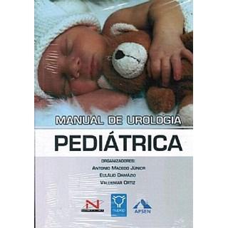 Livro - Manual de Urologia Pediátrica - Macedo Jr.