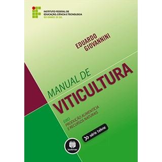 Livro - Manual de Viticultura - Giovannini - Bookman