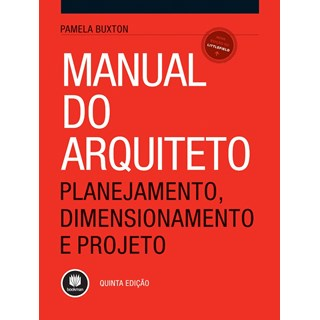 Livro - Manual do Arquiteto - Buxton