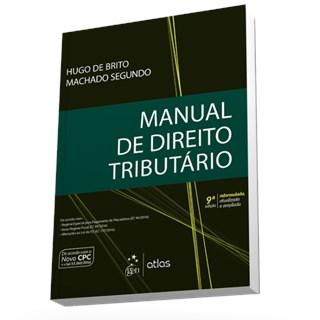 Livro - Manual do Direito Tributário - Machado