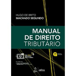 Livro - Manual do Direito Tributário - Machado Segundo