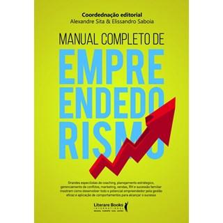 Livro - Manual do Empreendedorismo - Sita