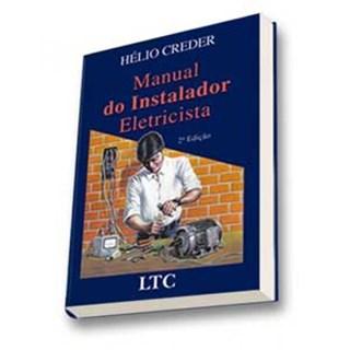 Livro - Manual do Instalador Eletricista - Creder