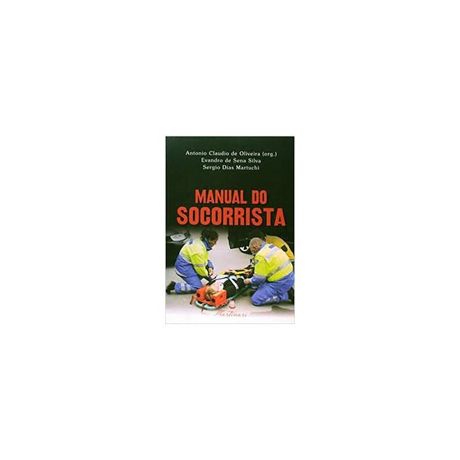 Livro - Manual do Socorrista - Sena < >