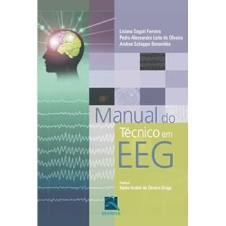 Livro - Manual do Técnico em EEG - Ferreira