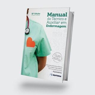 Livro - Manual do Técnico em Enfermagem - Lima