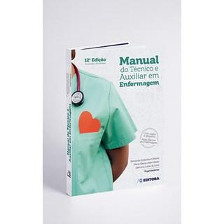 Livro Manual do Técnico em Enfermagem - Lima - AB