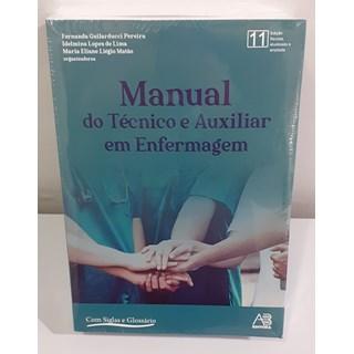 Livro - Manual do Técnico em Enfermagem - Lima - AB