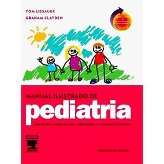 Livro - Manual Ilustrado de Pediatria - Lissauer