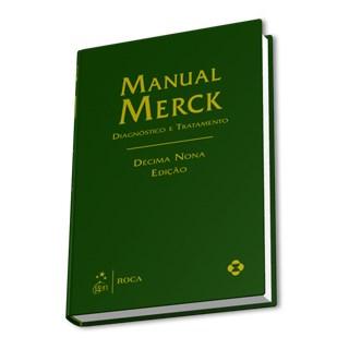Livro - Manual Merck de Medicina - Diagnóstico e Tratamento