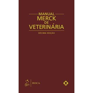 Livro - Manual Merck de Veterinária