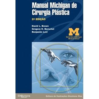 Livro - Manual Michigan de Cirurgia Plástica - Brown