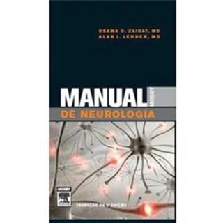 Livro - Manual Mosby de Neurologia - Zaidat***