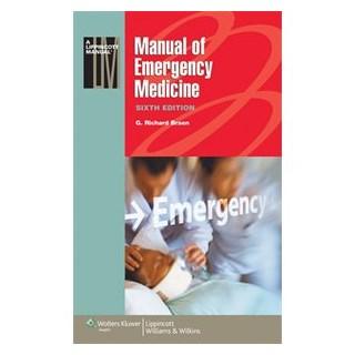 Livro - Manual of Emergency Medicine - Braen