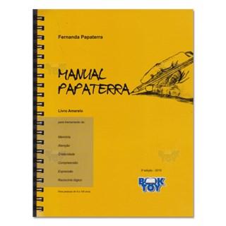 Livro - Manual Papaterra Amarelo - Papaterra