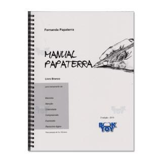Livro - Manual Papaterra - Branco - Papaterra