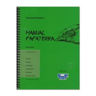 Livro - Manual Papaterra - Verde