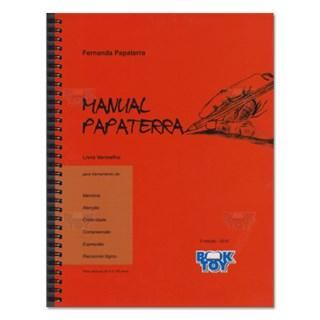 Livro Manual Papaterra Vermelho - Papaterra