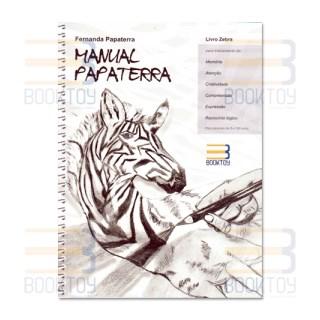 Livro - Manual Papaterra Zebra - Booktoy
