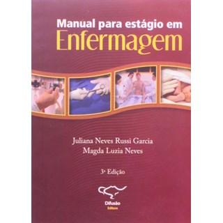 Livro - Manual para Estágio em Enfermagem - Garcia