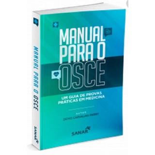 Livro - Manual para o OSCE - Parry - Sanar