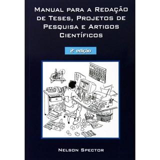 Livro - Manual para Redação de Teses, Projetos de Pesquisa e Artigos Científicos - Spector