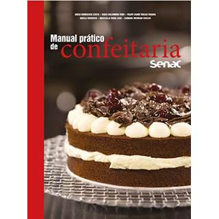 Livro - Manual Prático de Confeitaria - Costa